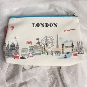 London cosmetic pouch